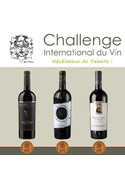 Challenge International du Vin/ Set de vinuri Medaliate Bronz