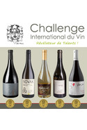 Challenge International du Vin/Gold Medal wine set