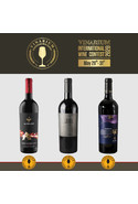 Vinarium International Wine Contest/Set de vinuri  Medaliate Aur