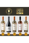 Vinarium International Wine Contest/Medalie de Aur